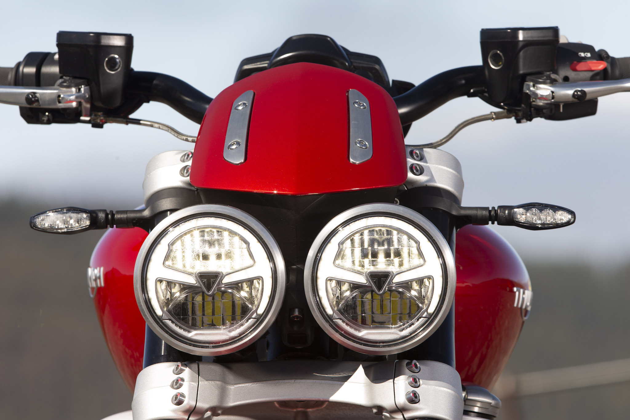 Triumph Rocket 3 R