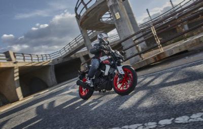 La nouvelle MT-125, à l'aise en ville comme sur autoroute :: Test Yamaha