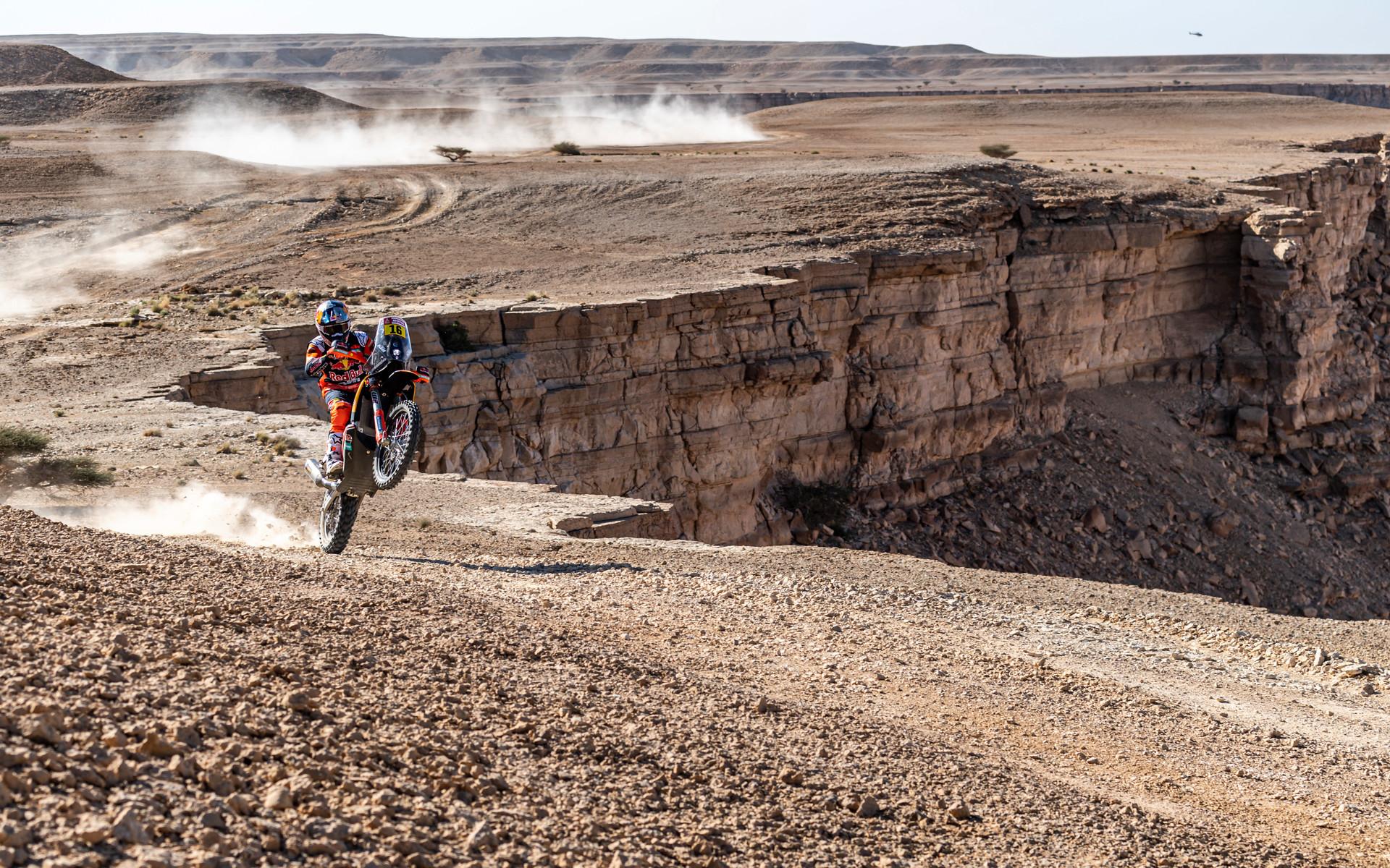Luciano Benavides Dakar 2020 Actumoto.ch