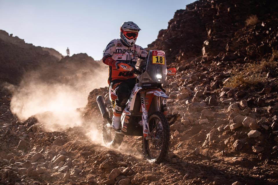 Ross Branch Dakar 2020 ActuMoto.ch