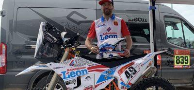 Le Vaudois Nicolas Brabeck est en Arabie saoudite pour «son» Dakar 2020 :: Rallye-Raid