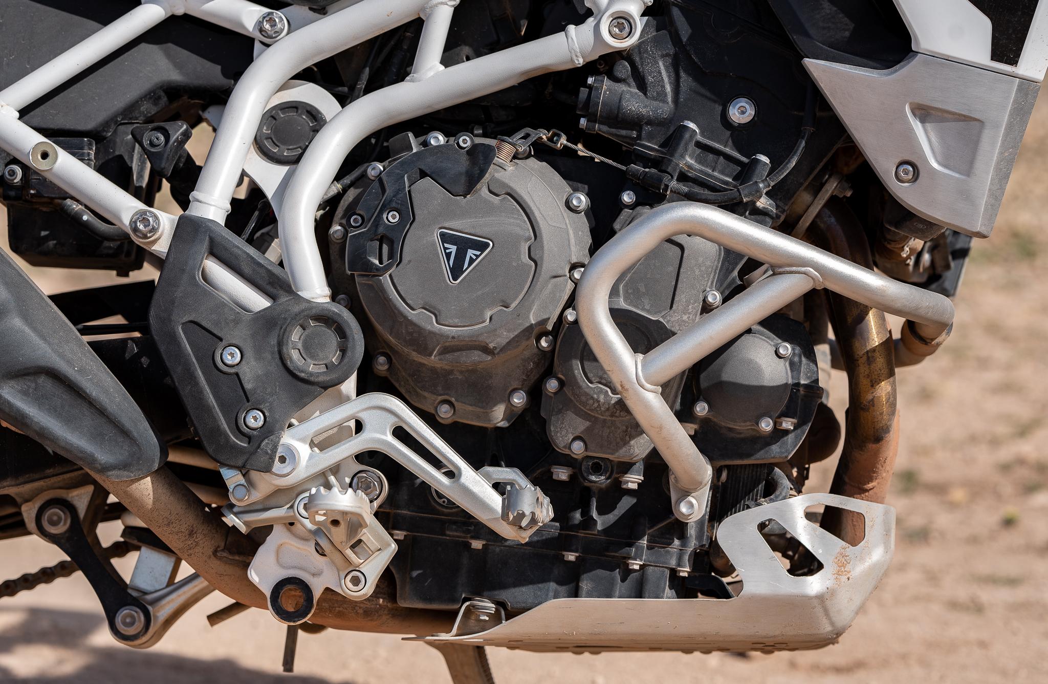 moteur Triumph