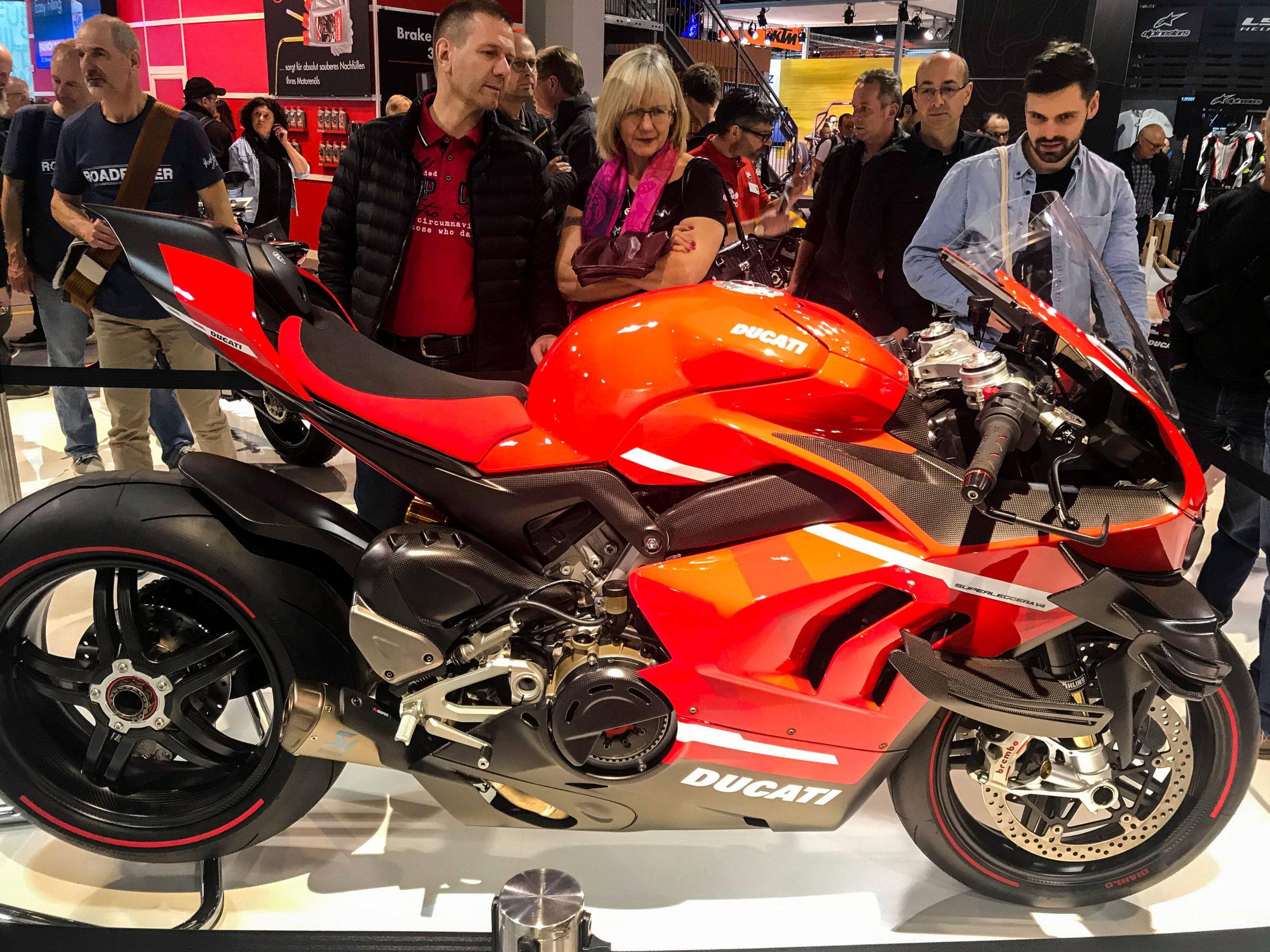 Salon moto 11