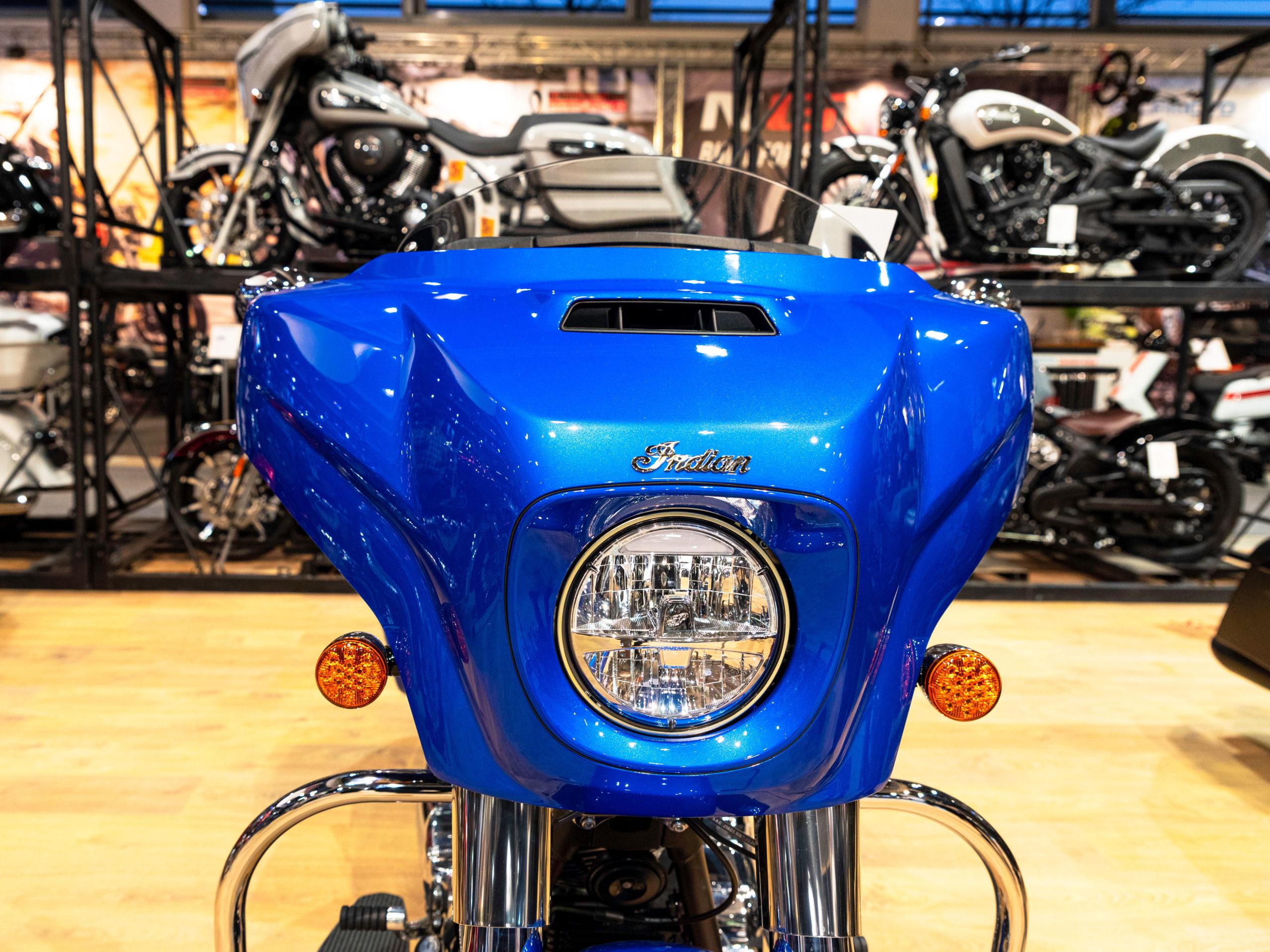 Salon moto 13