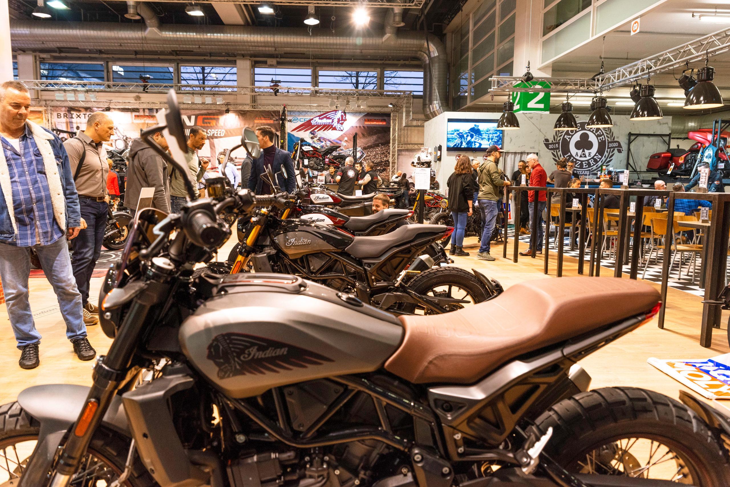 Salon moto 14