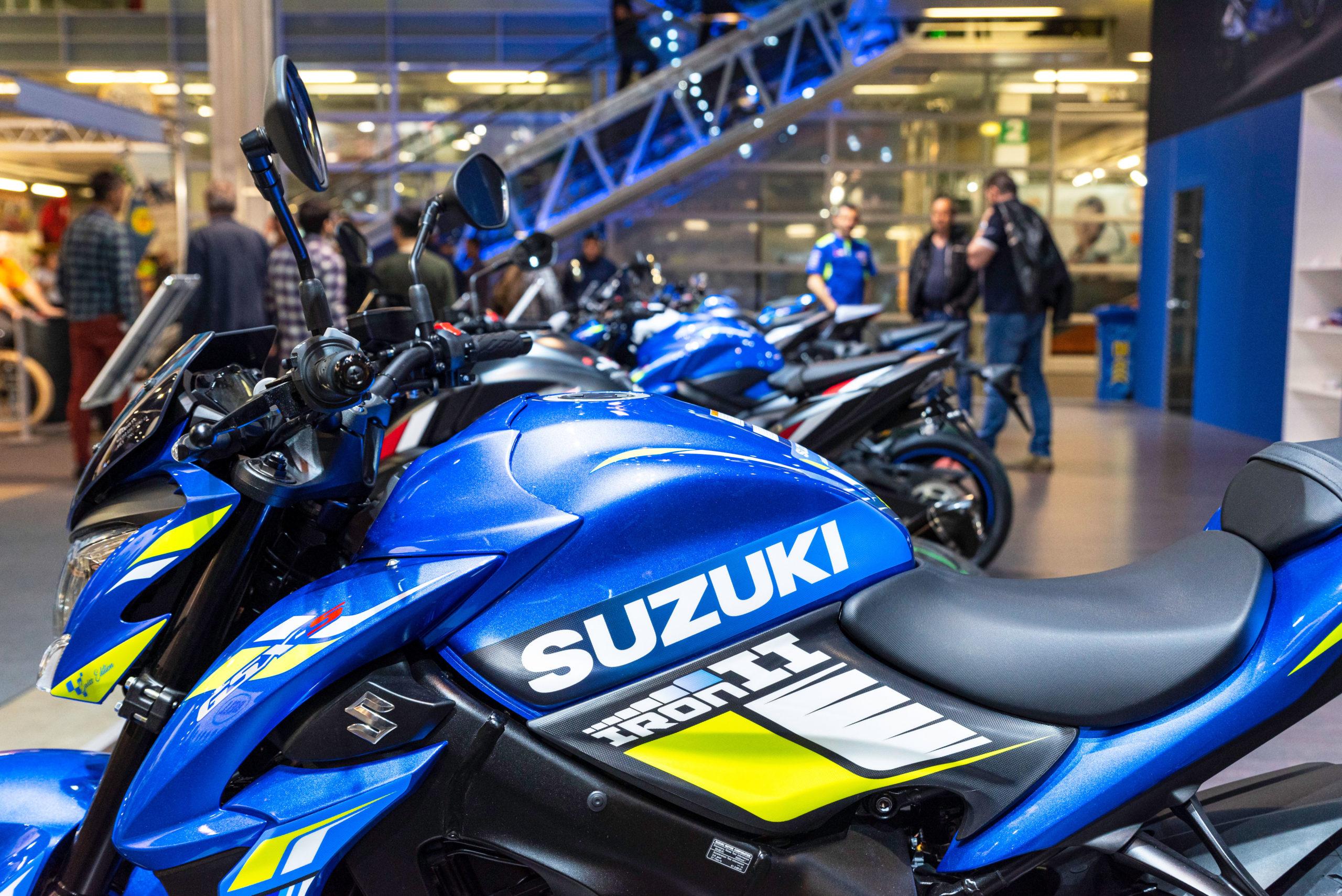 Salon moto 20