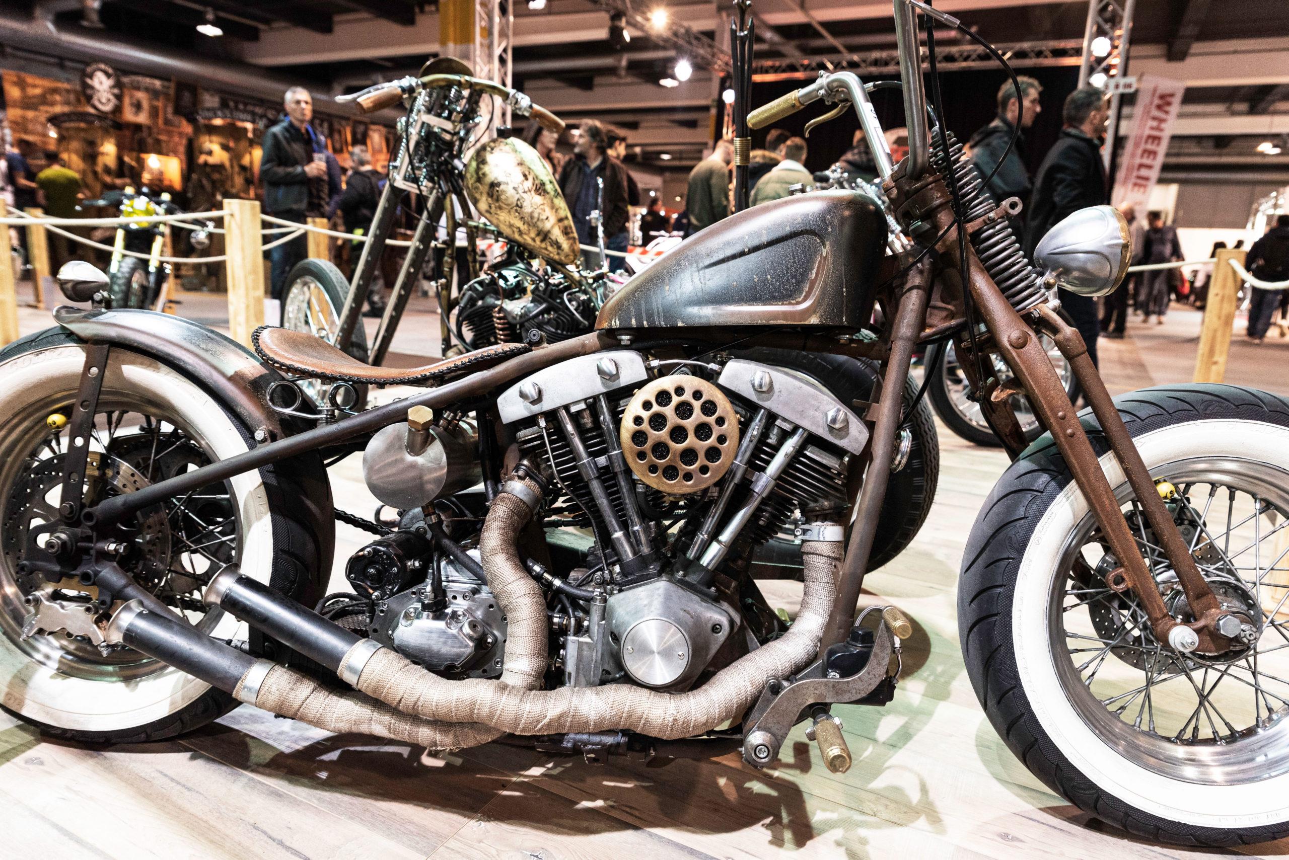 Salon moto 21