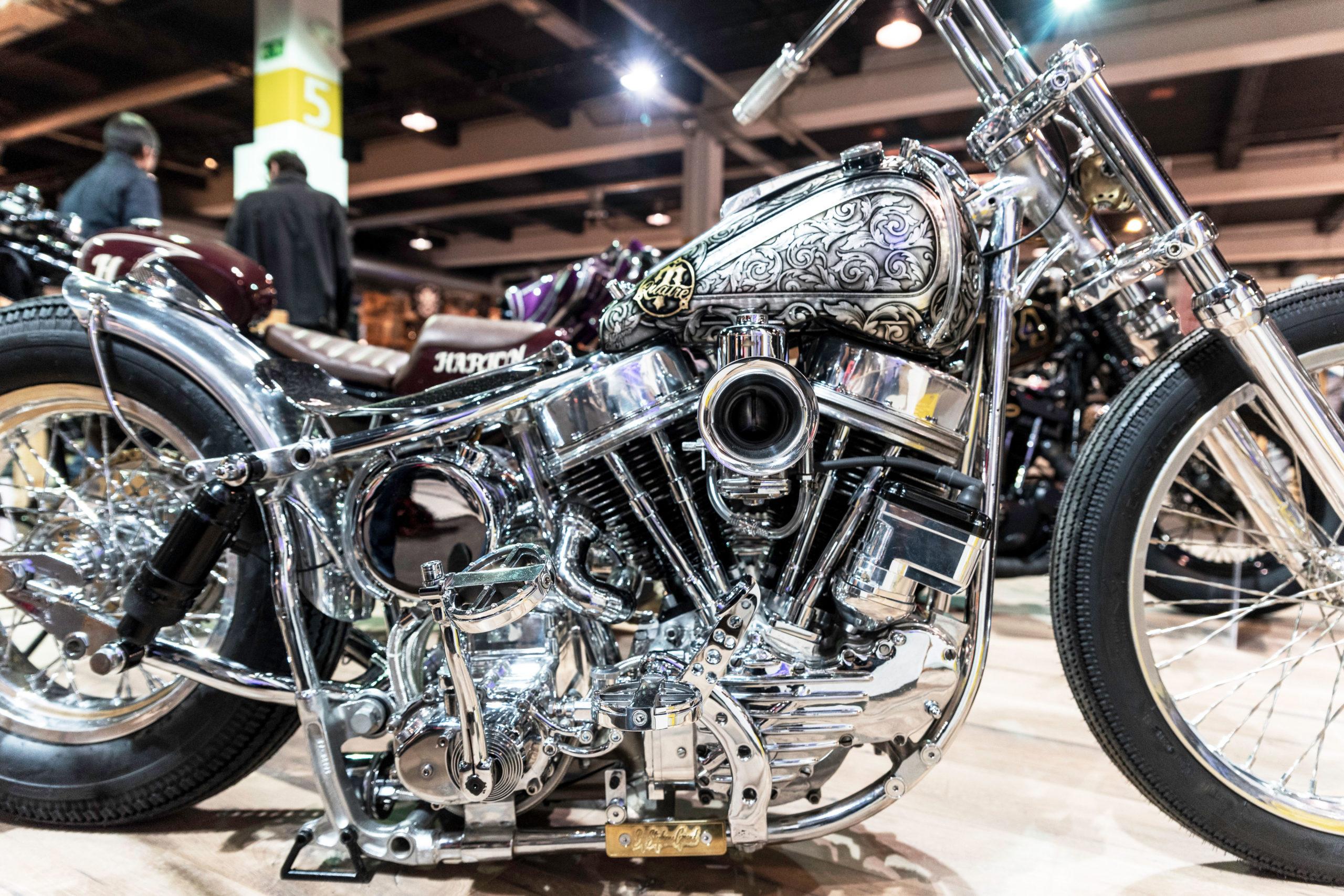 Salon moto 22