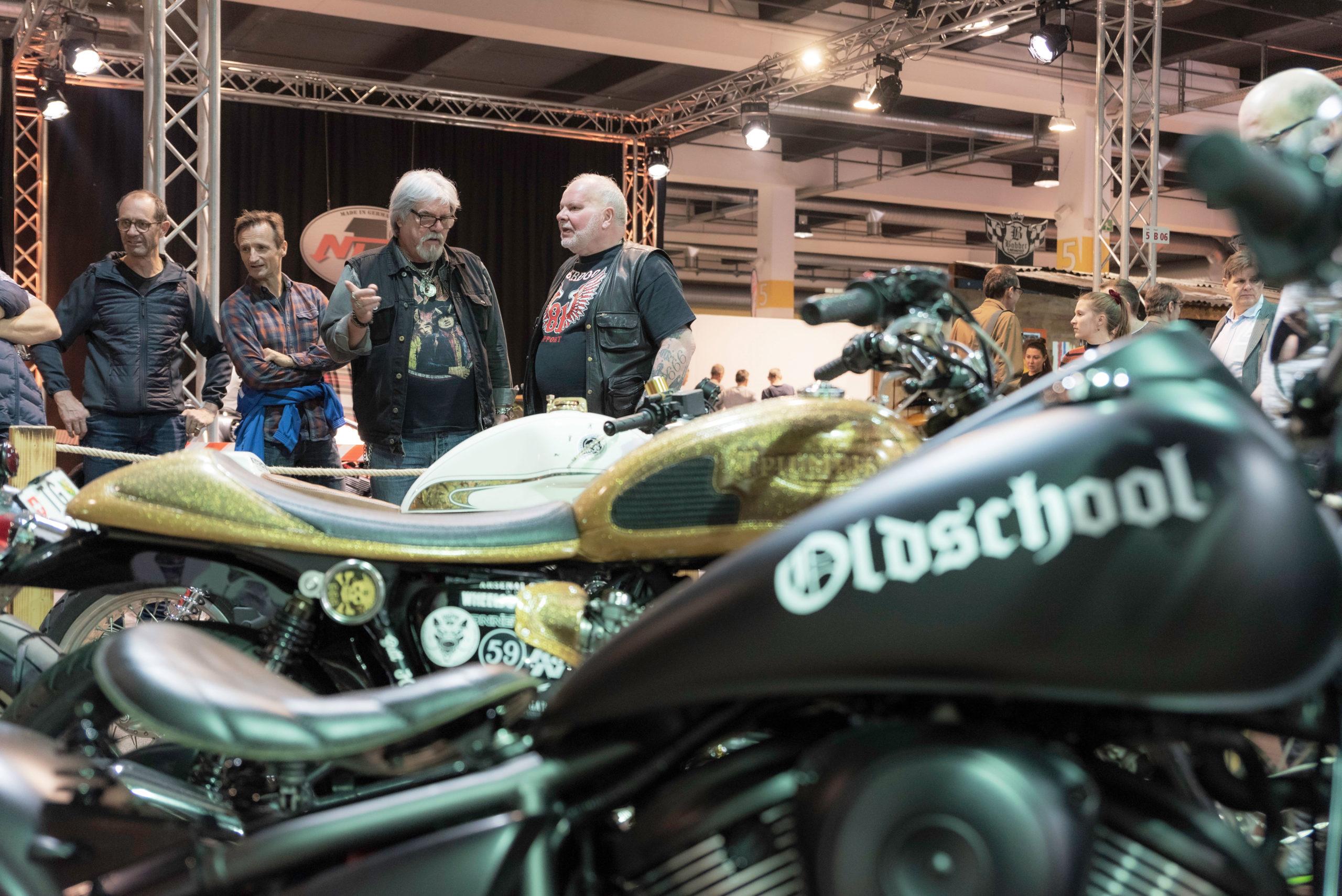 Salon moto 23