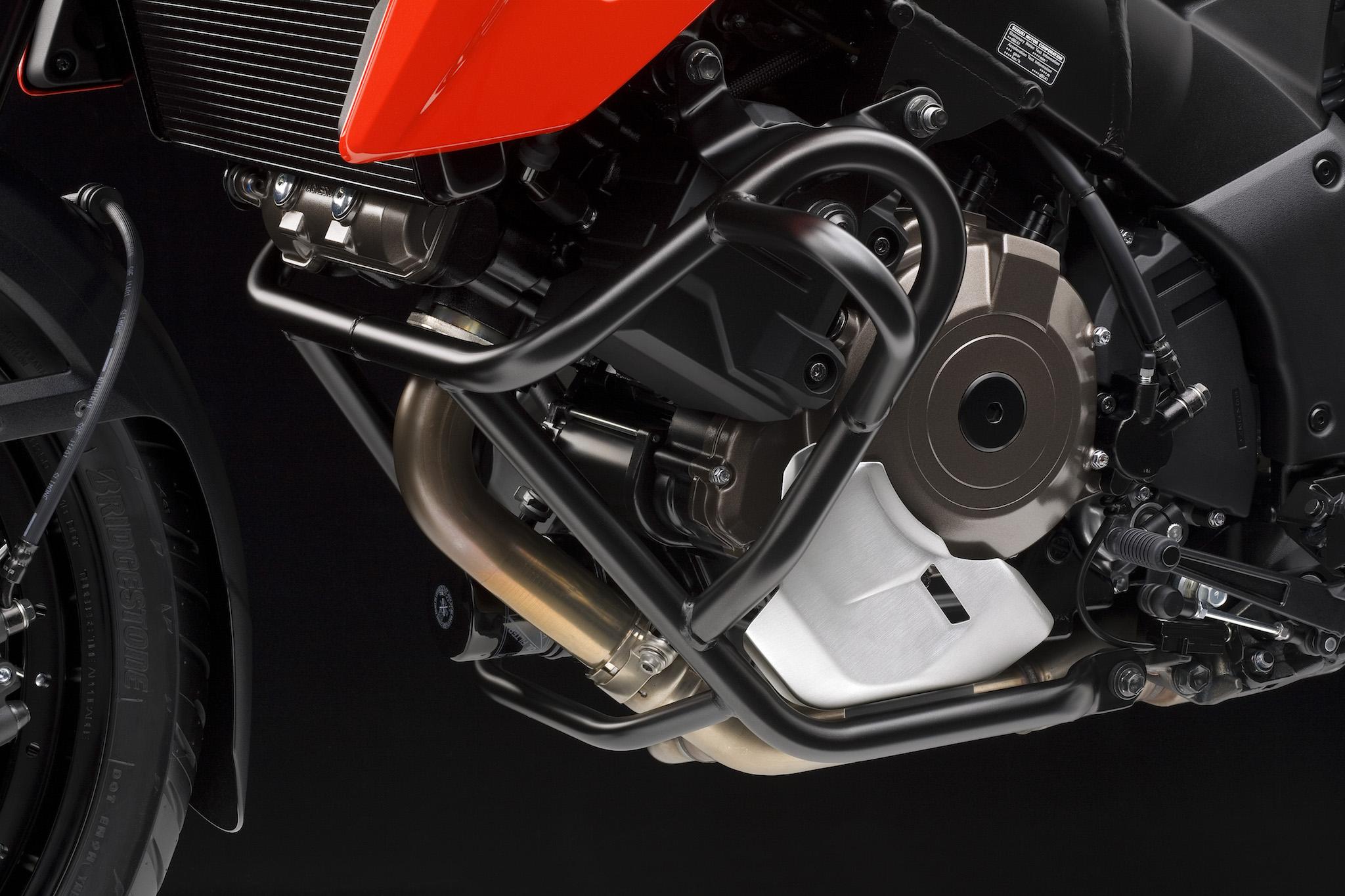 nouvelle V-Strom 1050