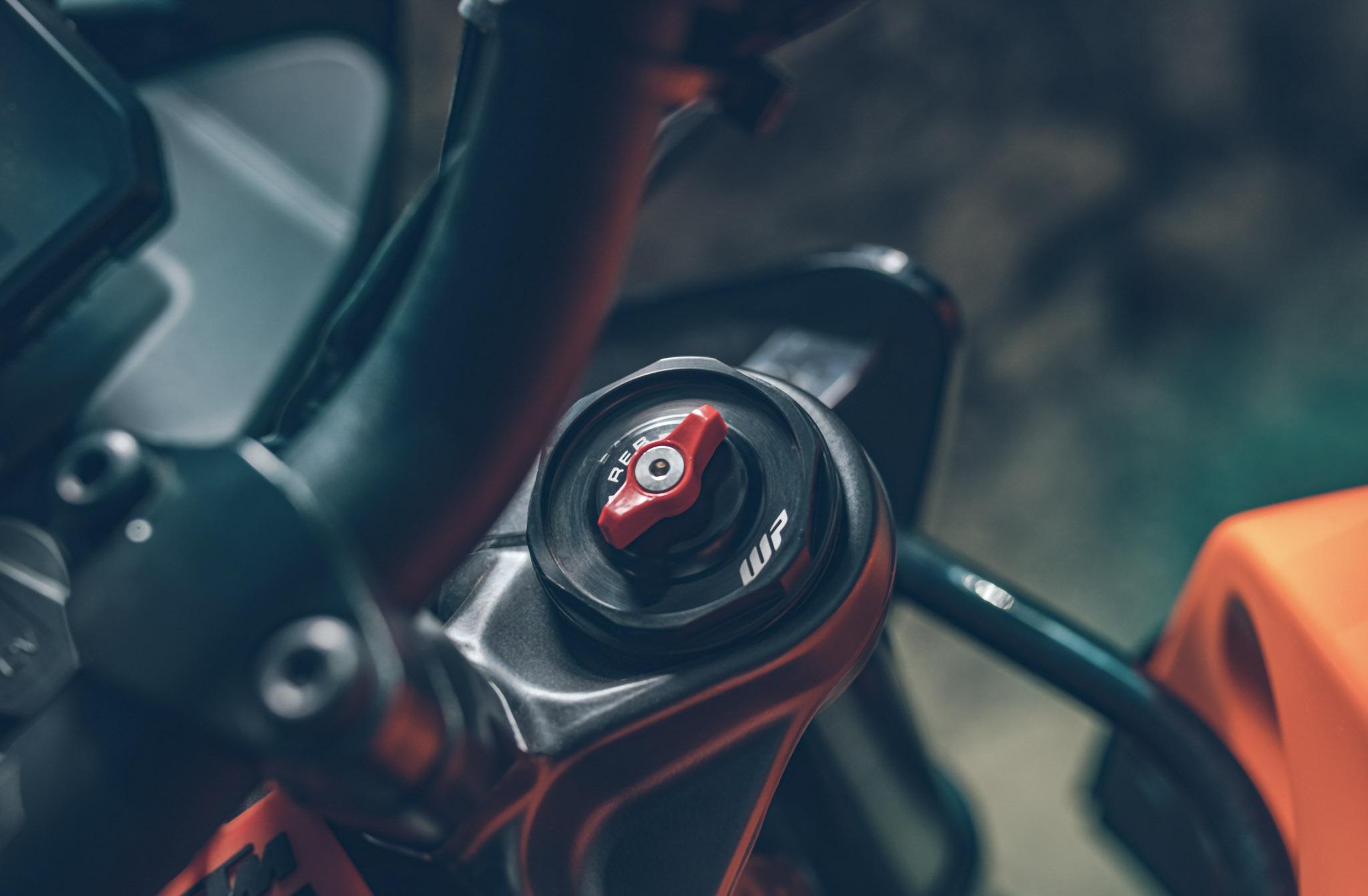 suspensions KTM