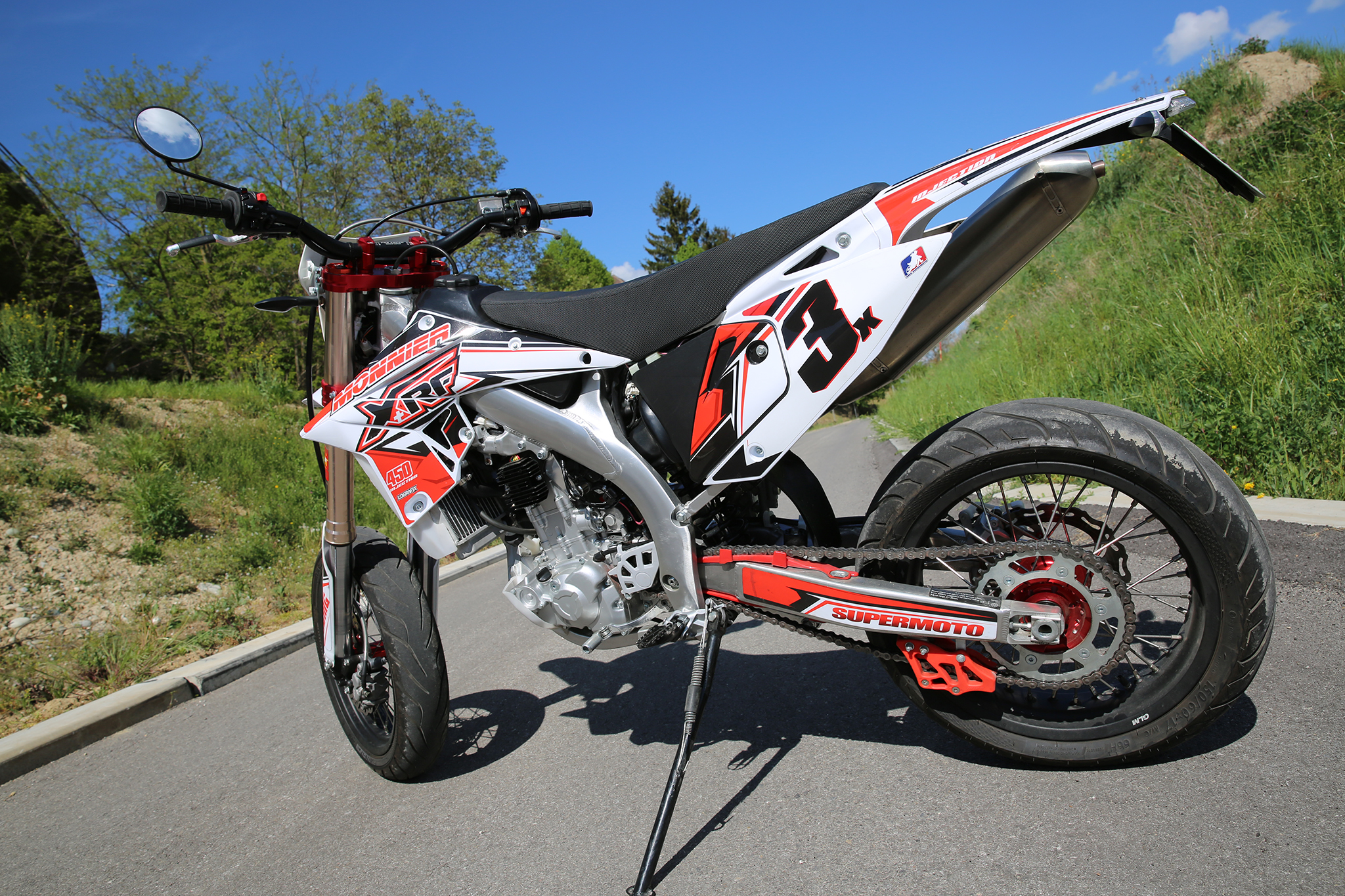 Monnier XRF 450