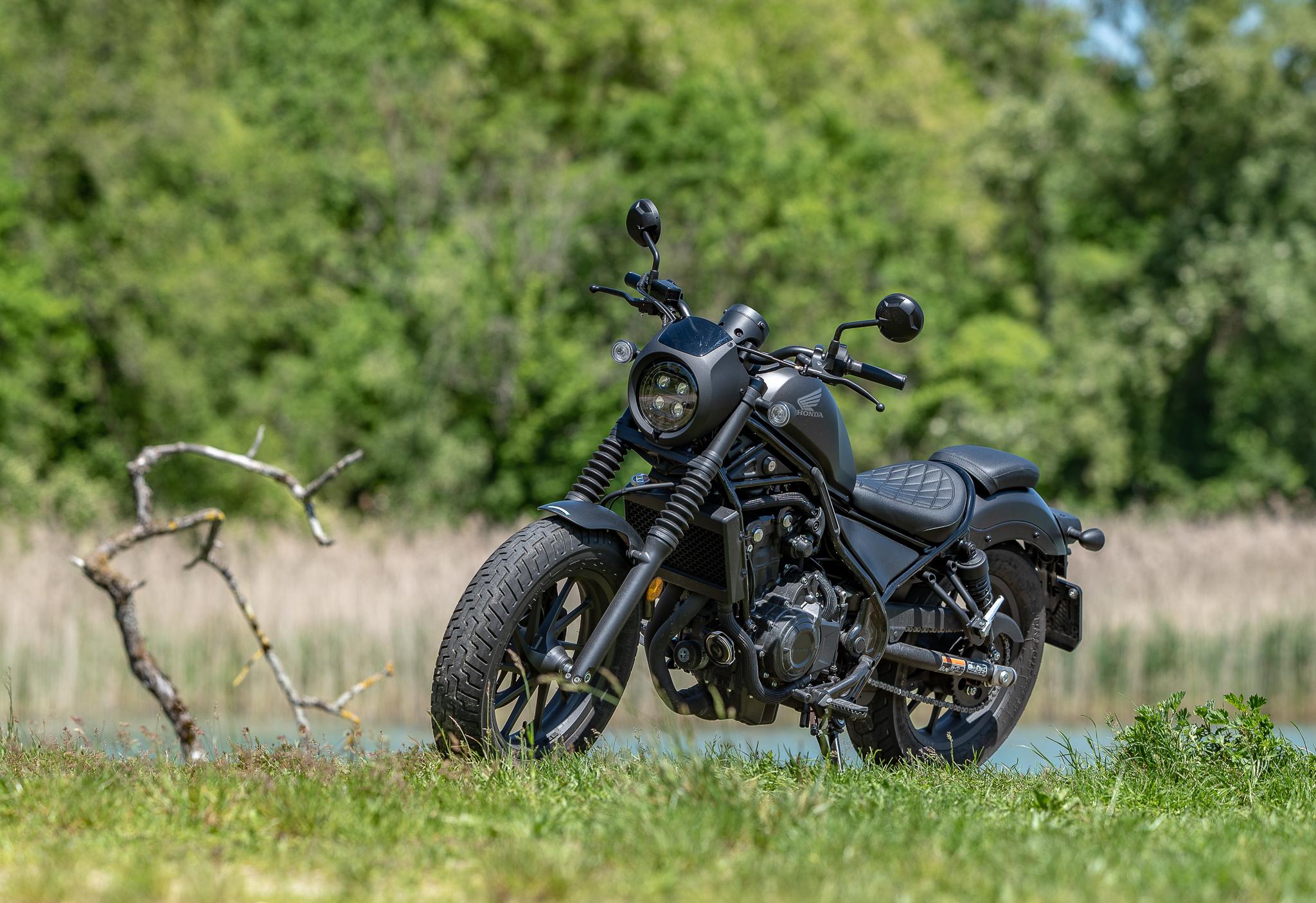 Essai Honda CMX 500 Rebel Special Edition @Mathias Deshusses-29