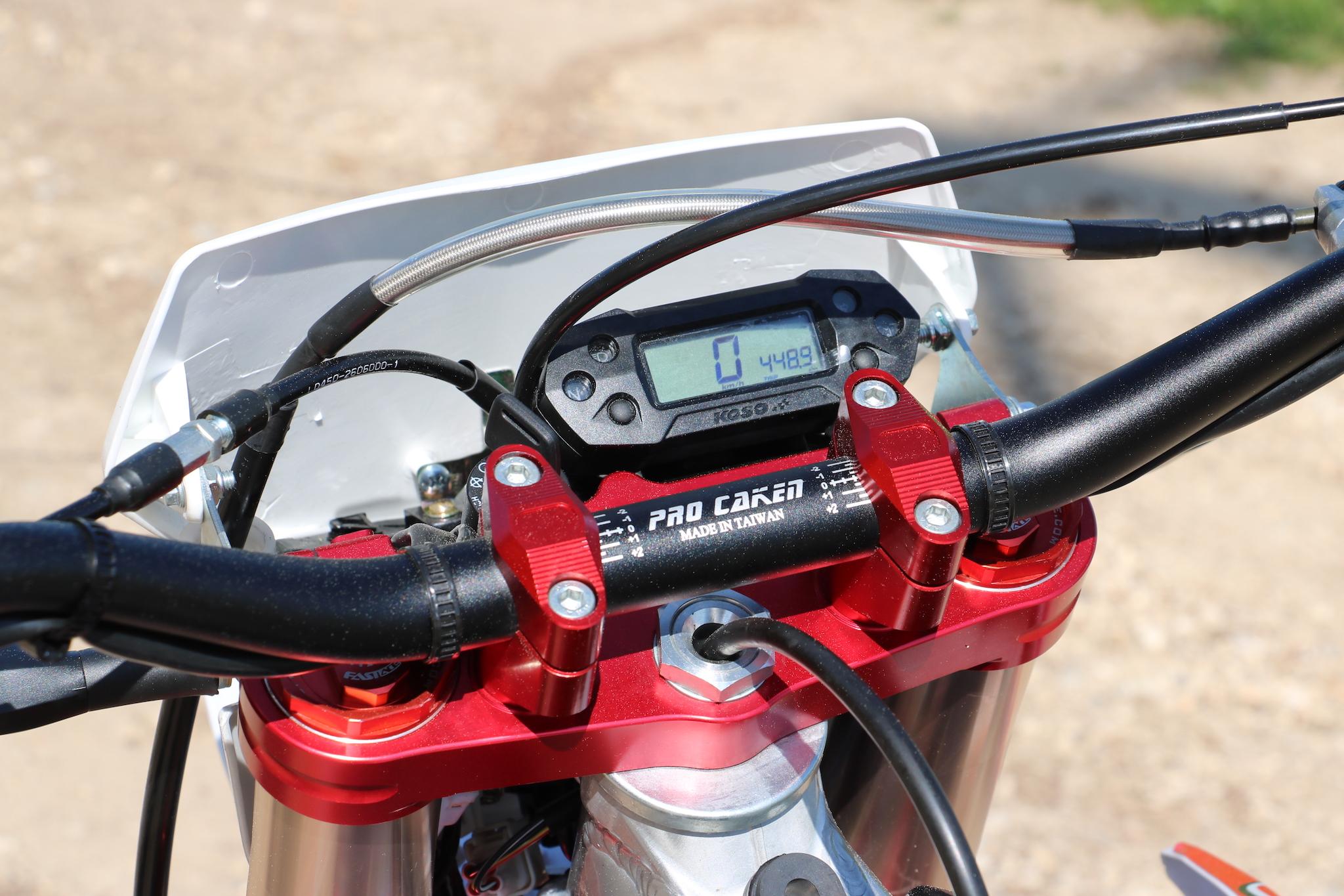 XRF 450