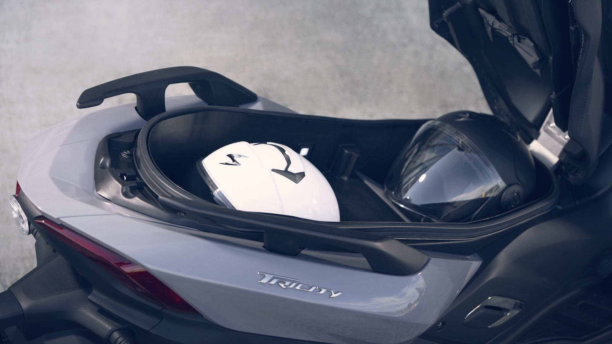 nouveau Yamaha Tricity 300