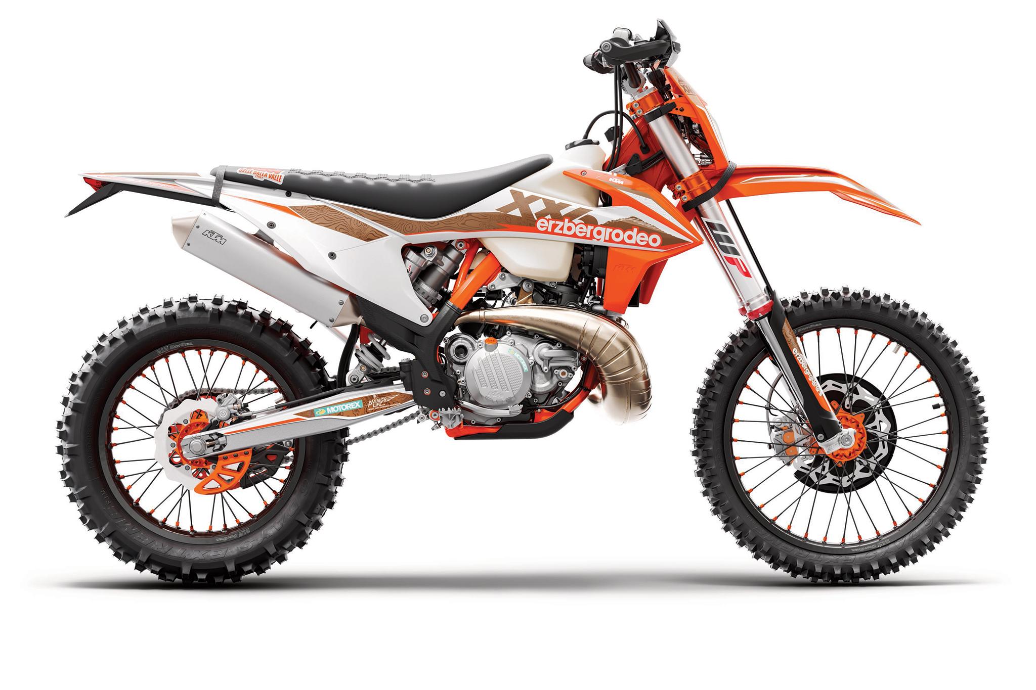 KTM Enduro EXC TPI