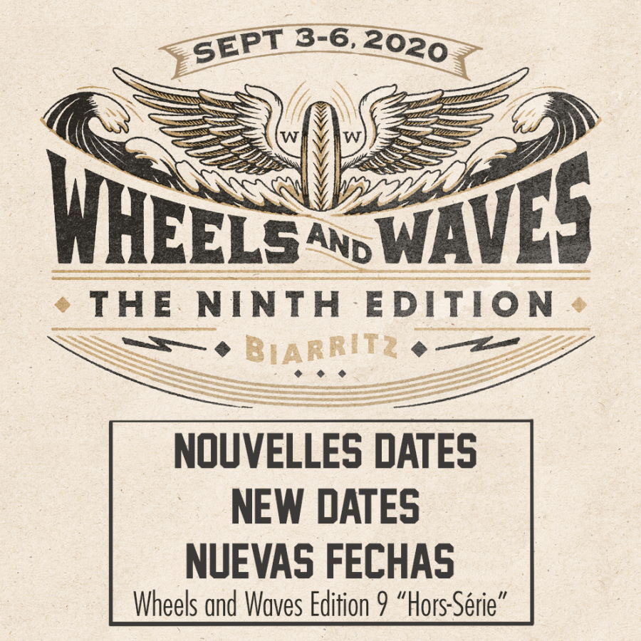 Wheels and Waves 2020