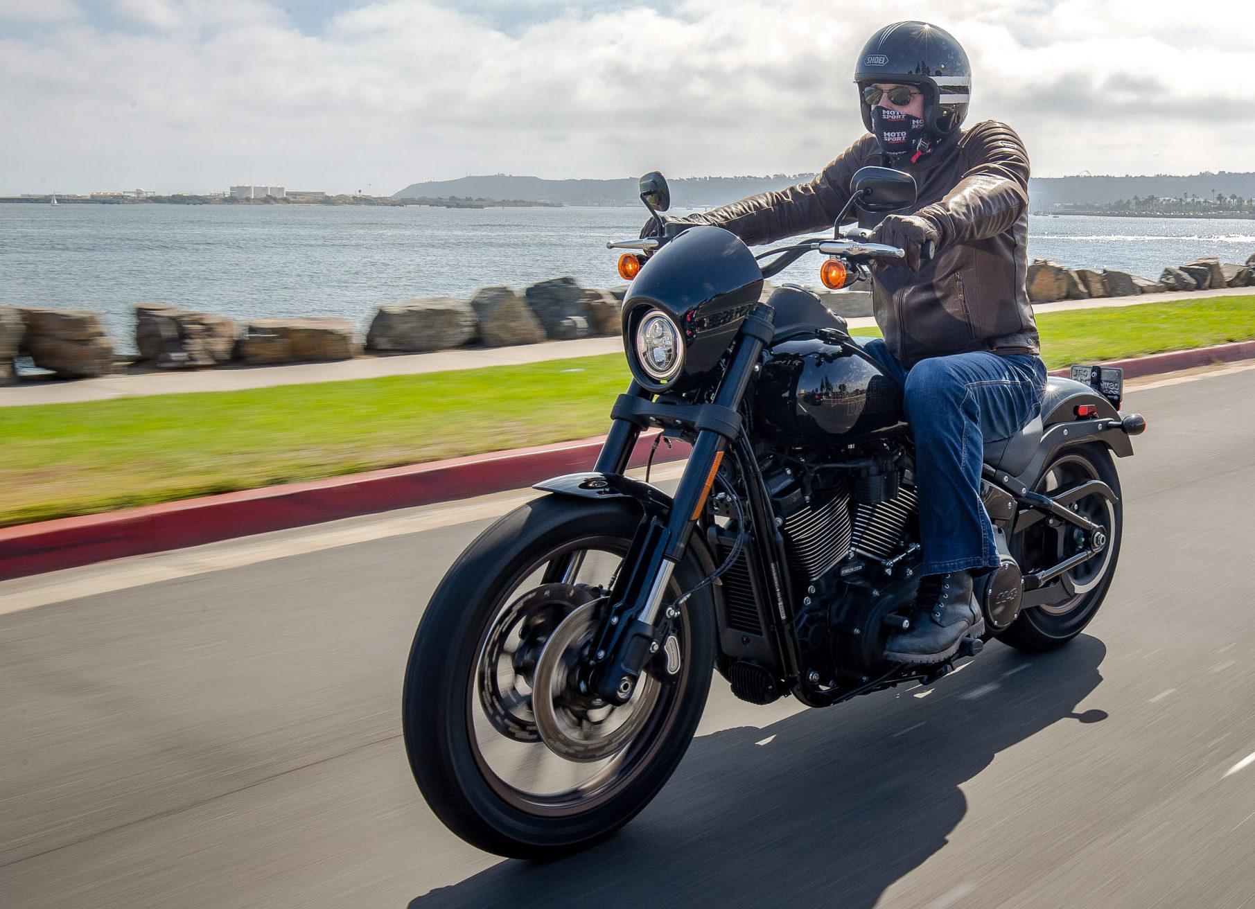 Harley Low Rider S San Diego