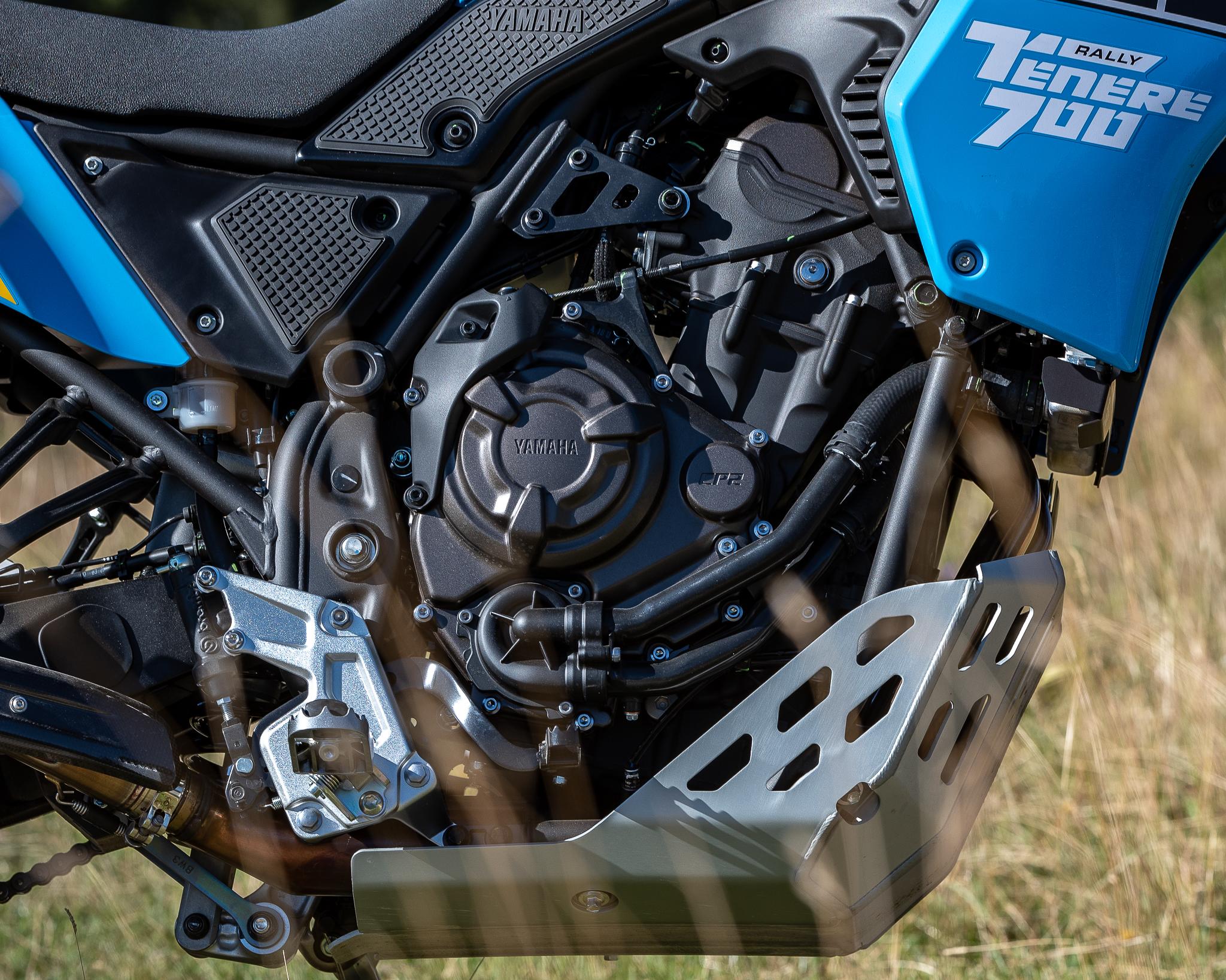 Yamaha Ténéré 700 Sabot moteur