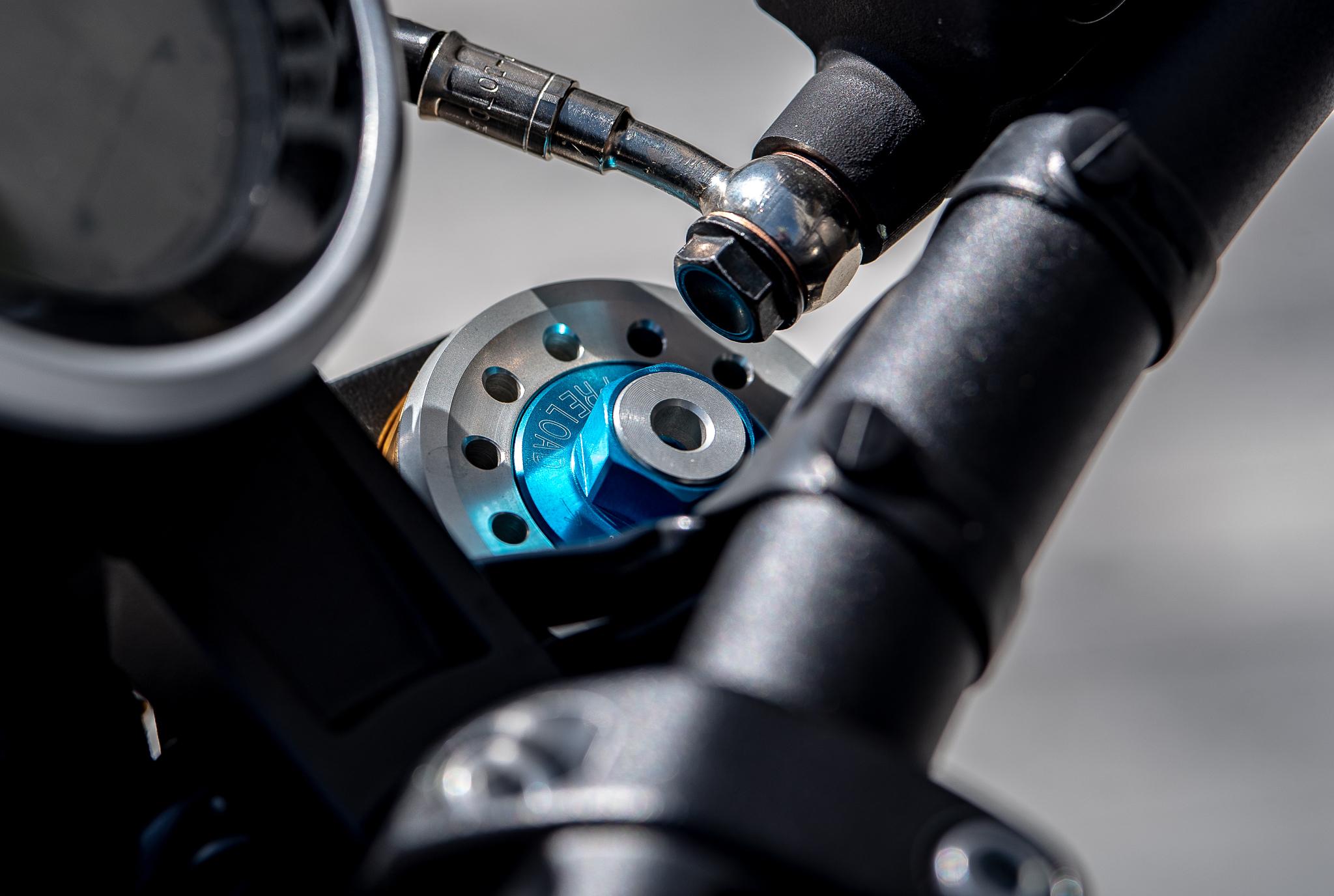 Suspensions Ducati