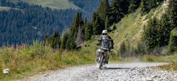 Une Tiger 900 Rally Pro sur 8000 km