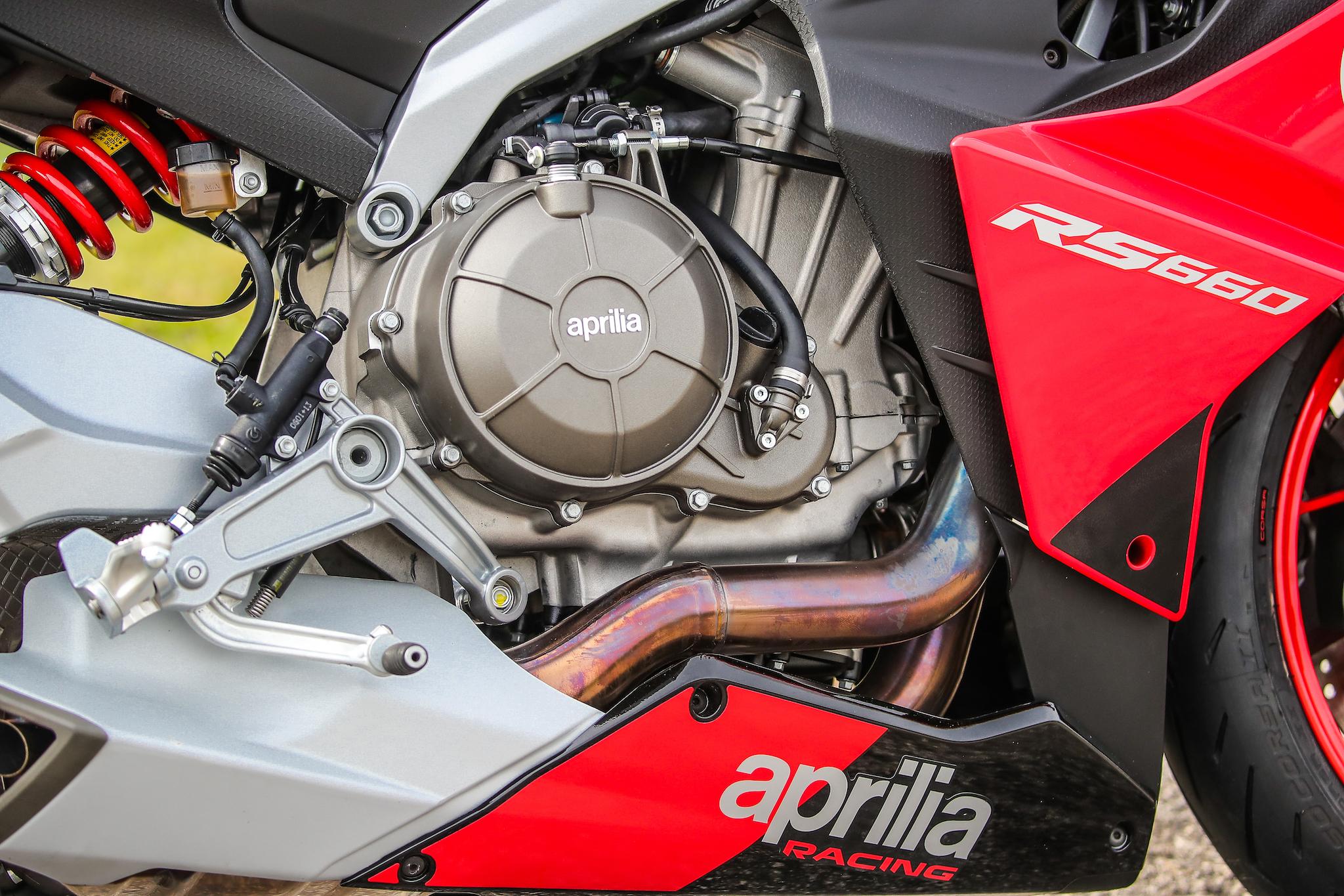 moteur Aprilia
