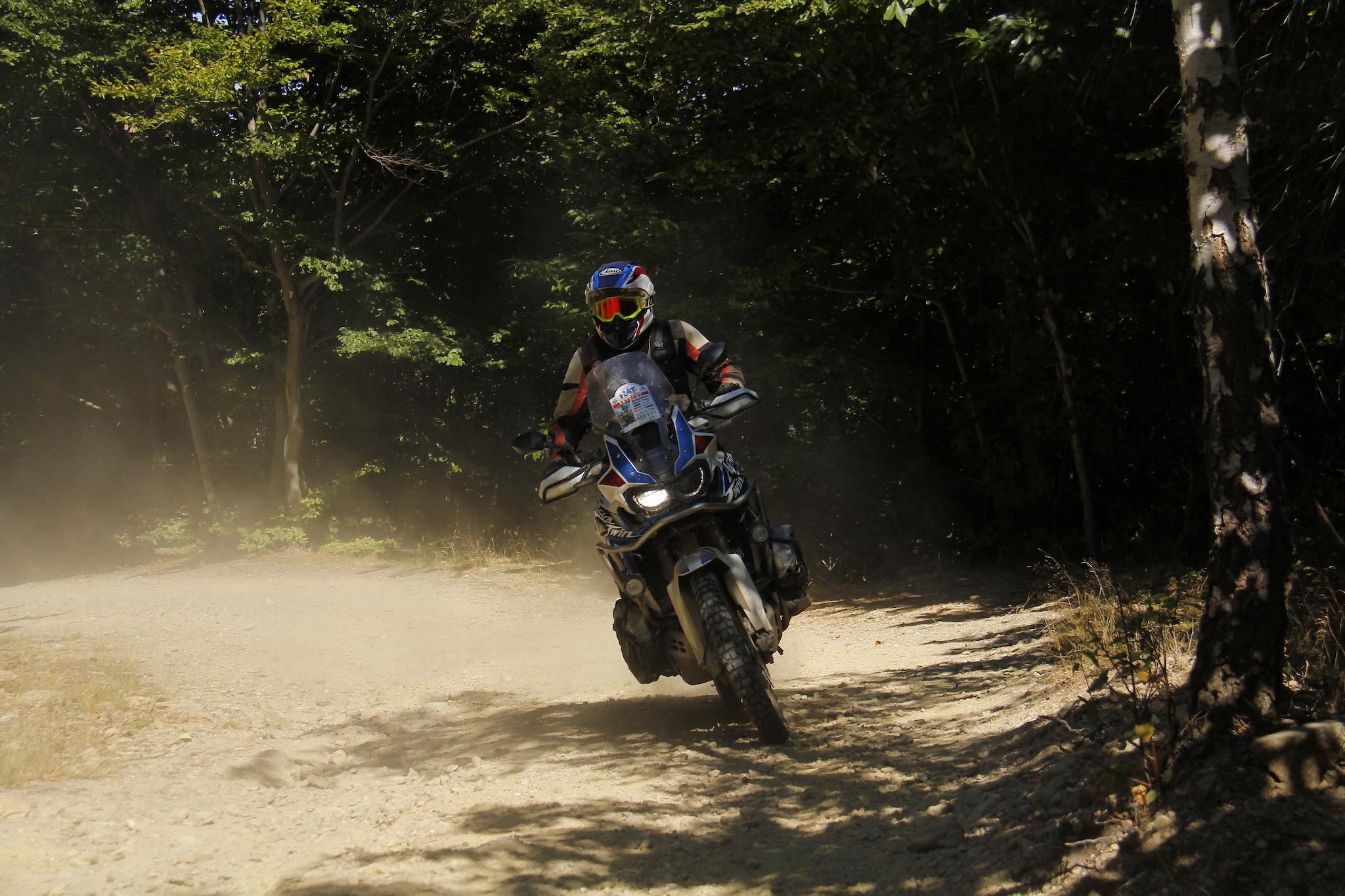 Honda Africa Twin 1000 Adventure Sports