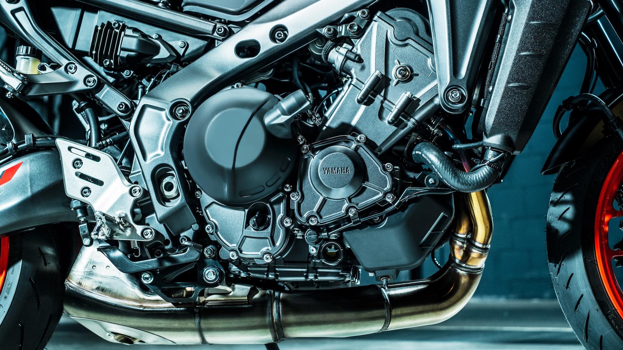 moteur MT-09 2021
