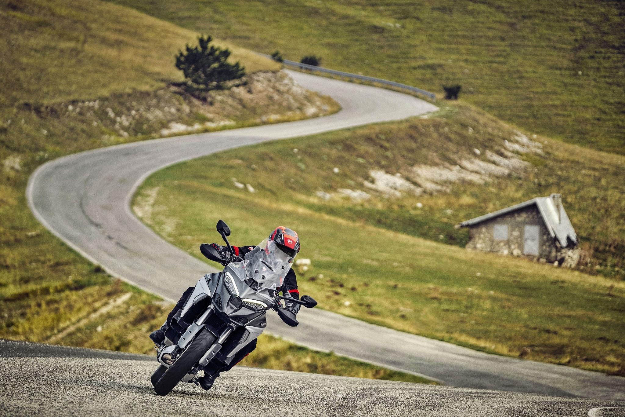 La Ducati Multistrada V4