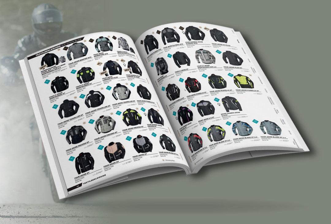 La collection iXS