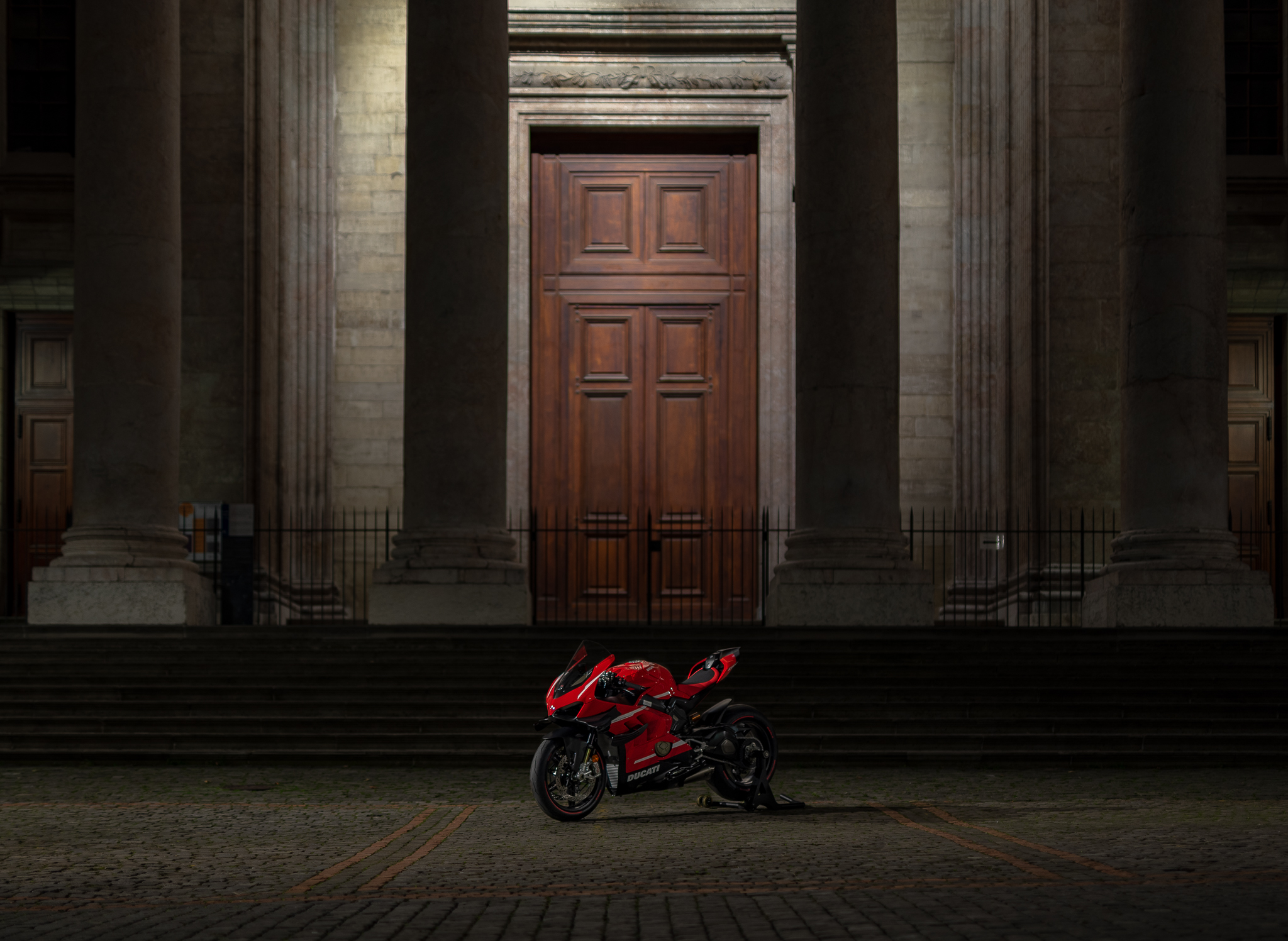 Ducati Superleggera