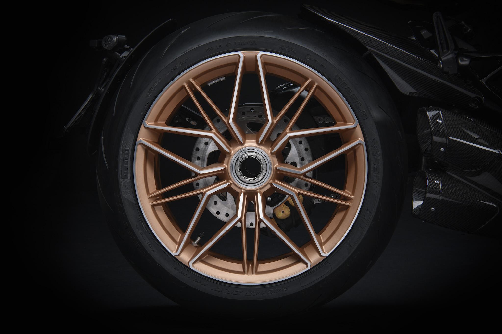 Diavel 1260 roue