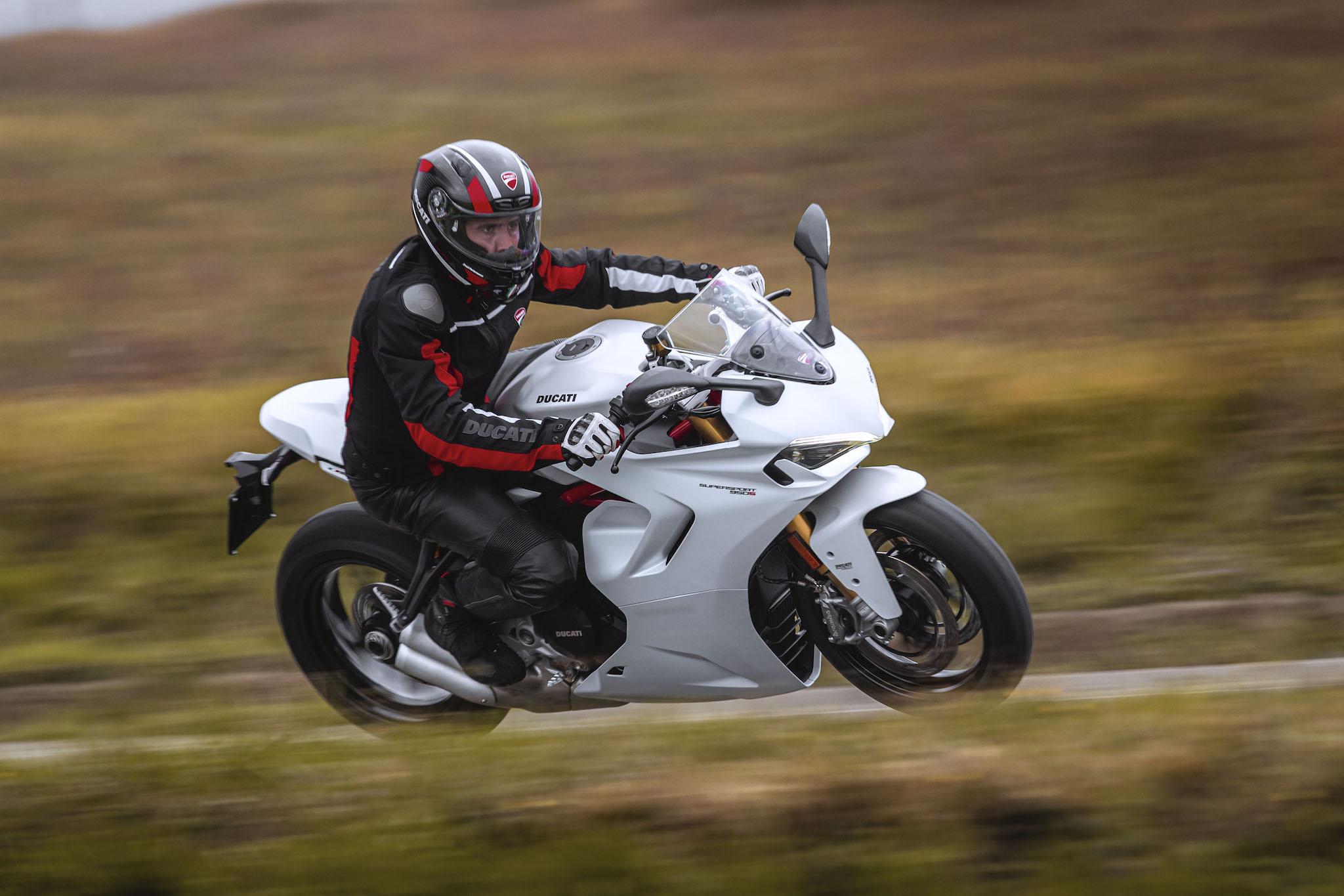 la Ducati SuperSport 950