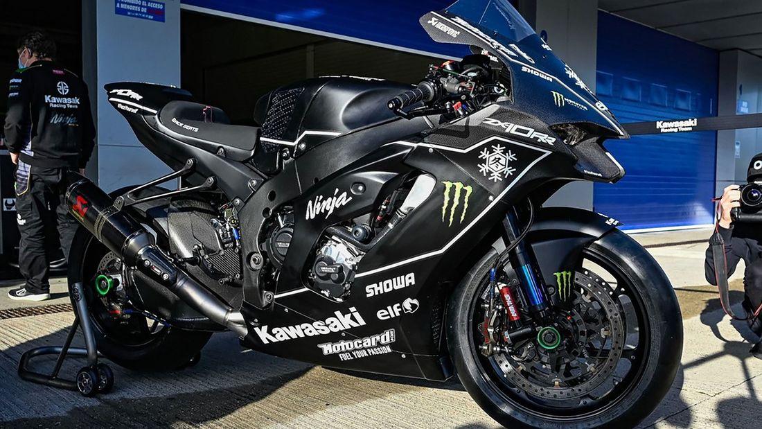 Kawasaki Ninja ZX-10RR Jerez