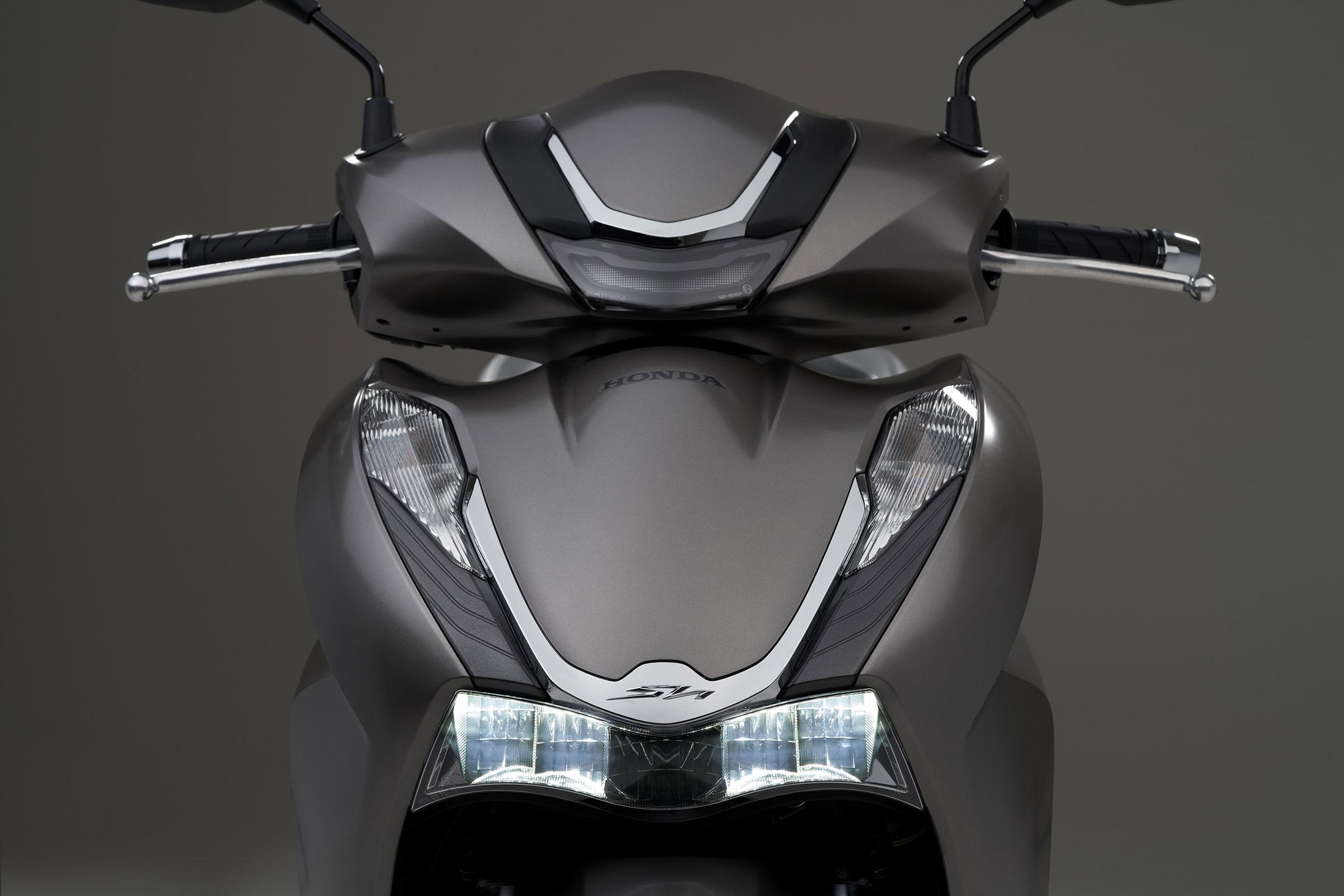 Honda gonfle