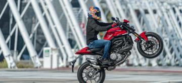 Un seul Monster pour tous les remplacer chez Ducati