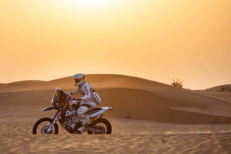 Xavier de Soultrait Dakar 2021 ActuMoto