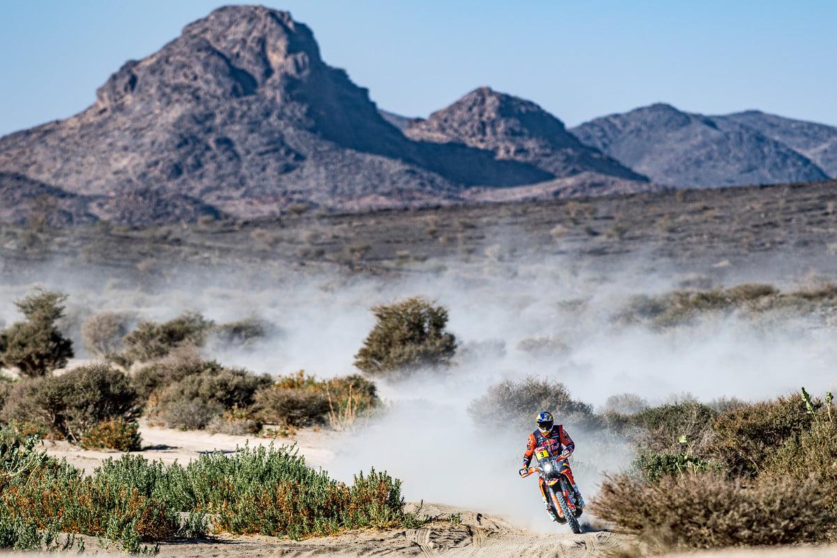 Toby Price Dakar 2021 ActuMoto