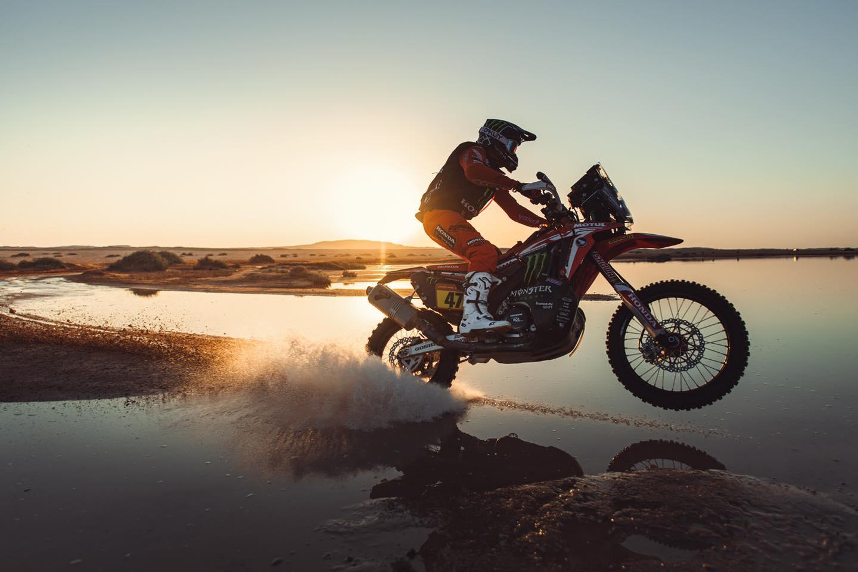Kevin Benavides Dakar 2021 ActuMoto