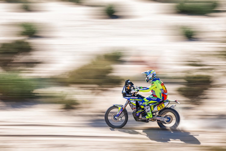 Lorenzo Santolino Dakar 2021 ActuMoto
