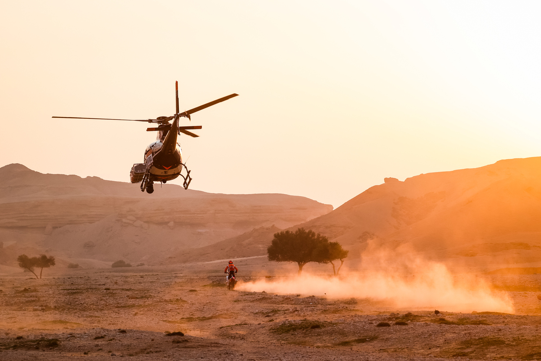 Sanders Dakar 2021 ActuMoto