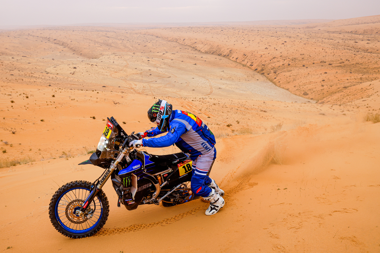 Ross Branch Dakar 2021 ActuMoto