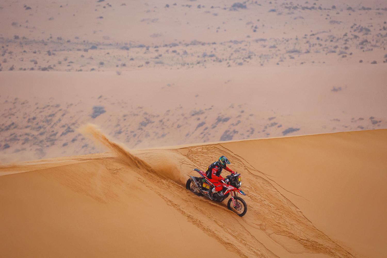 Ricky Brabec Dakar 2021 ActuMoto