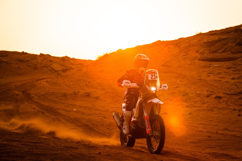 Daniel Sanders Dakar 2021 ActuMoto