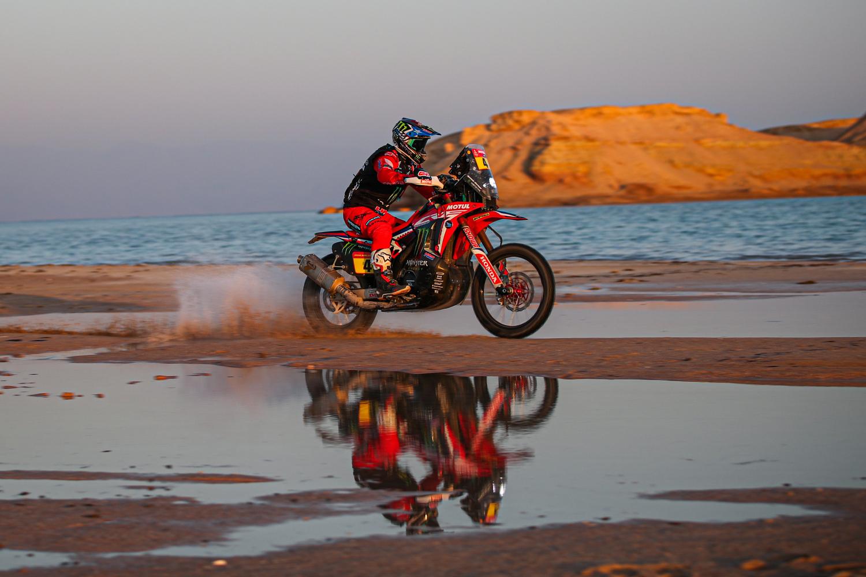 Nacho Florimo Dakar 2021 ActuMoto
