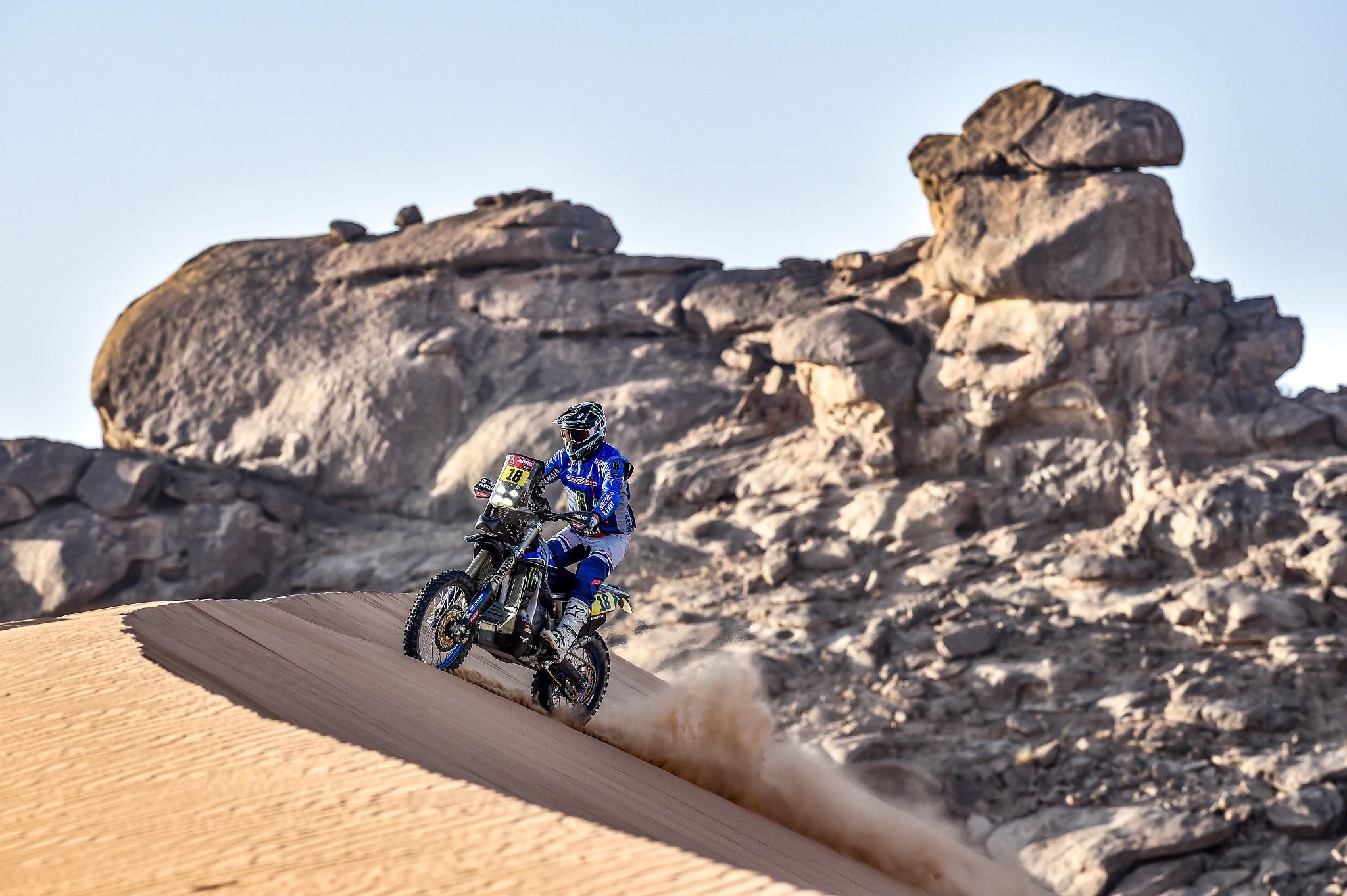 Ross Branch Dakar 2021 Actumoto.ch
