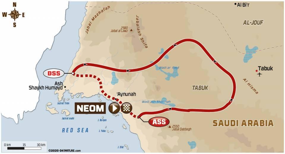 Etape 9 Dakar 2021 ActuMoto