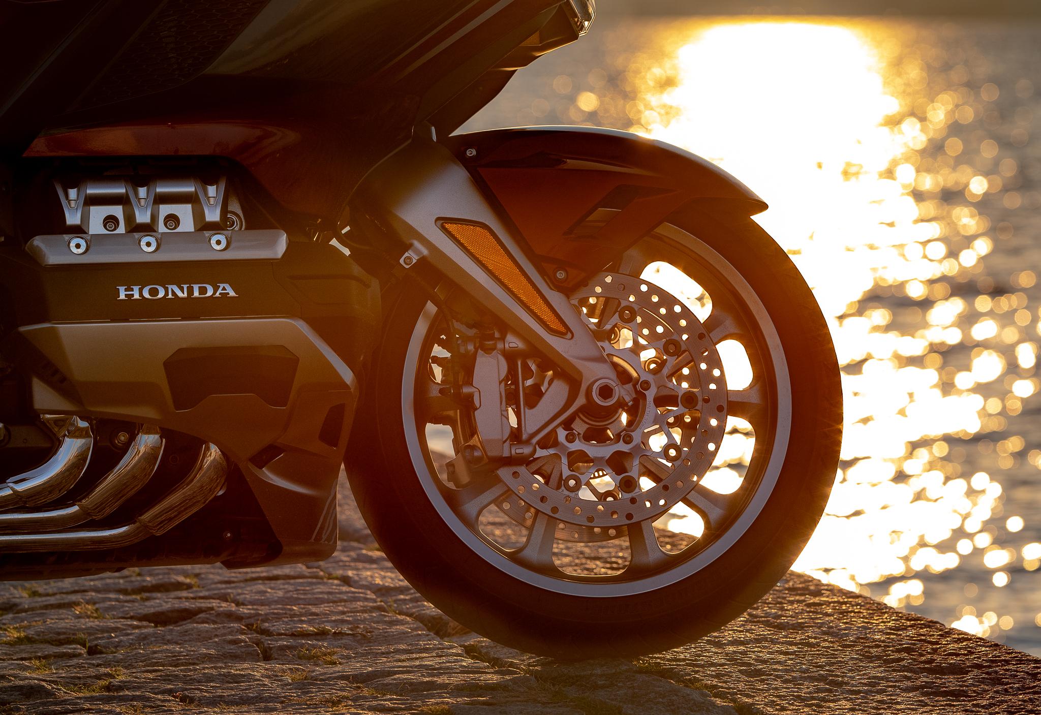 Honda freins