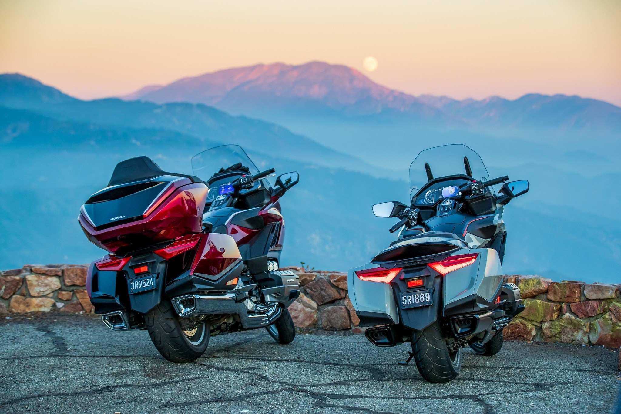GoldWing Tour 2021