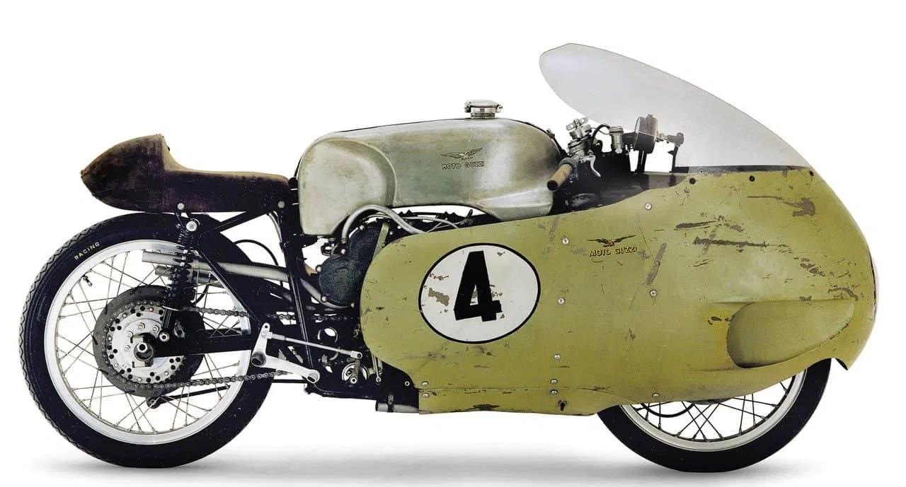 Moto Guzzi Otto Cilindri